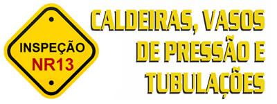 Inspeçao de Caldeiras NR13